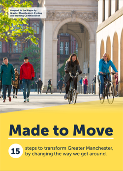 Made to Move - cycle strategies for Manchester