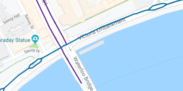 TfL cylce map_linears